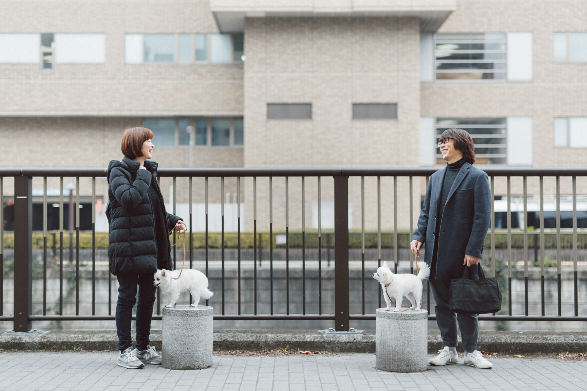 A LIFE WITH DOG ONE DAY 犬と僕達の生活